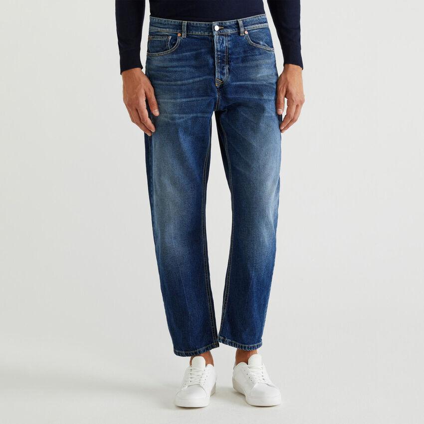 Jeans aspetto vissuto