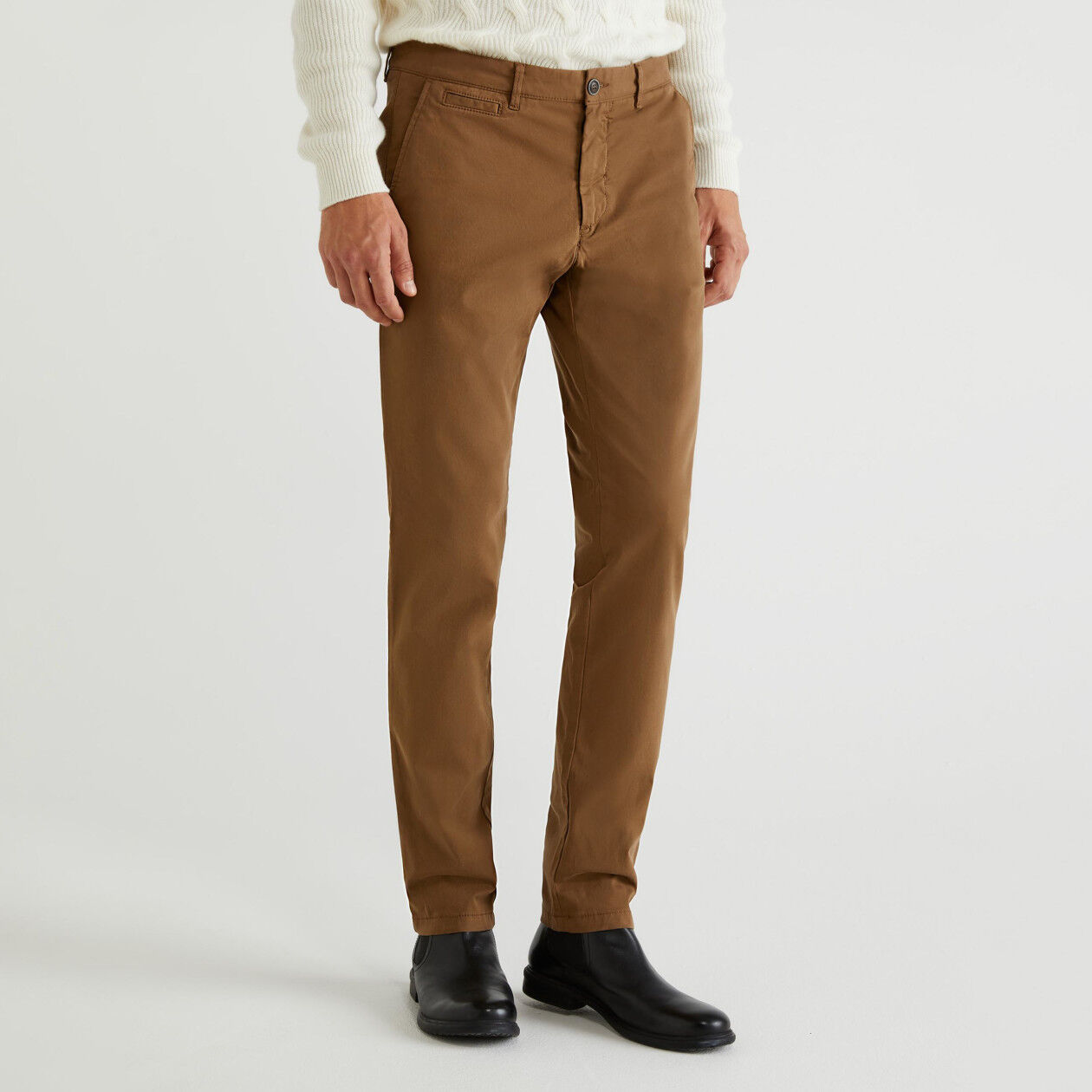 Chino stretch slim fit