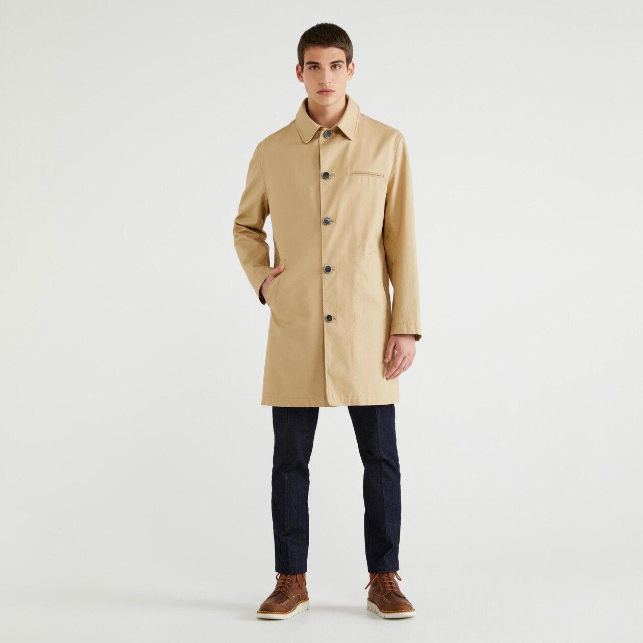 Cappotto corto