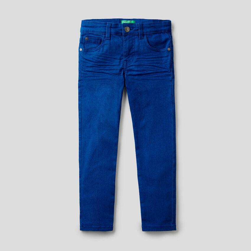 Pantaloni skinny a cinque tasche