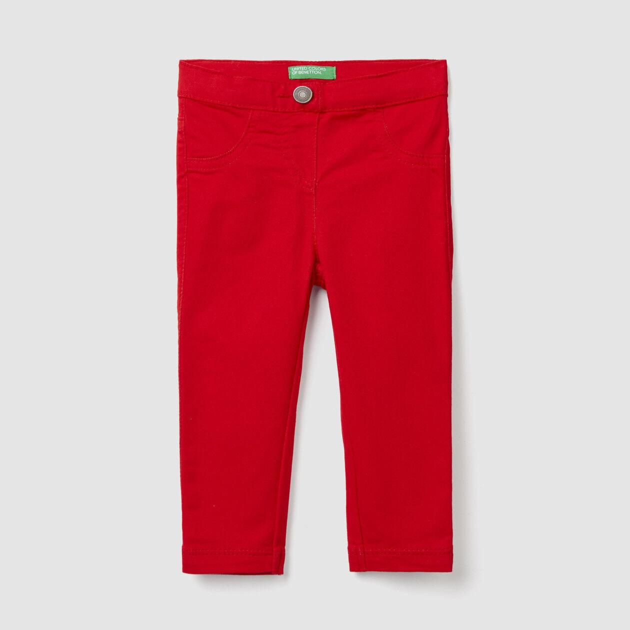 Pantaloni stretch