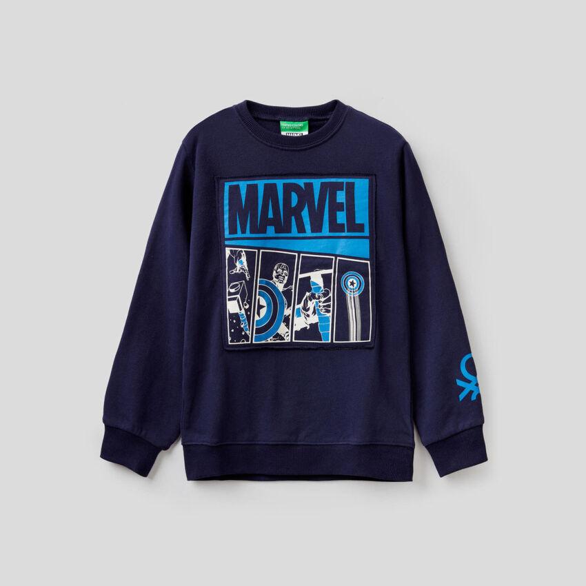 Felpa Marvel in 100% cotone