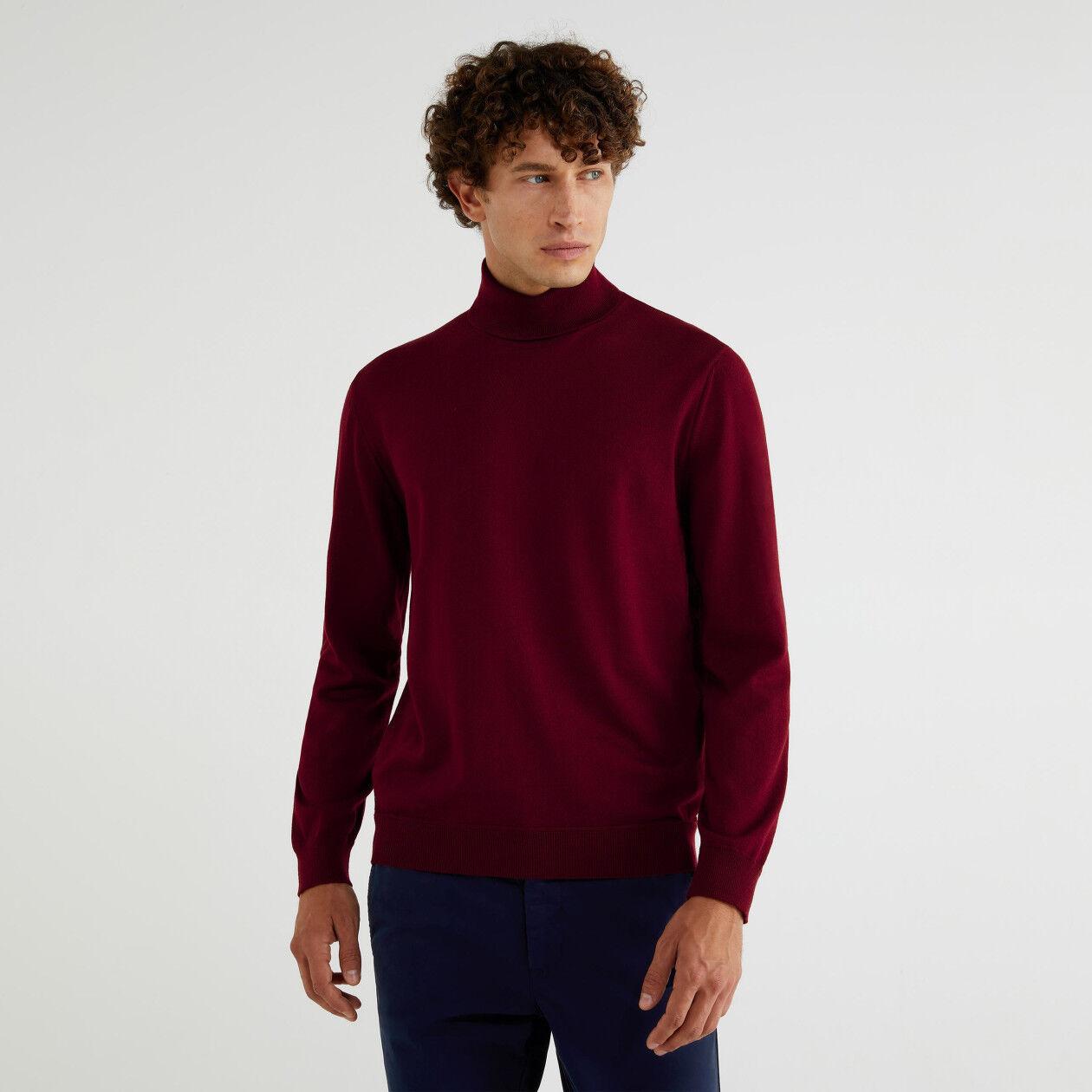 Dolcevita in pura lana Merino Extra Fine