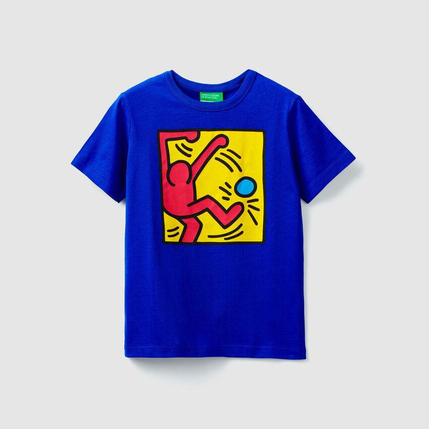 "T-shirt ""Keith Haring"" unisex"