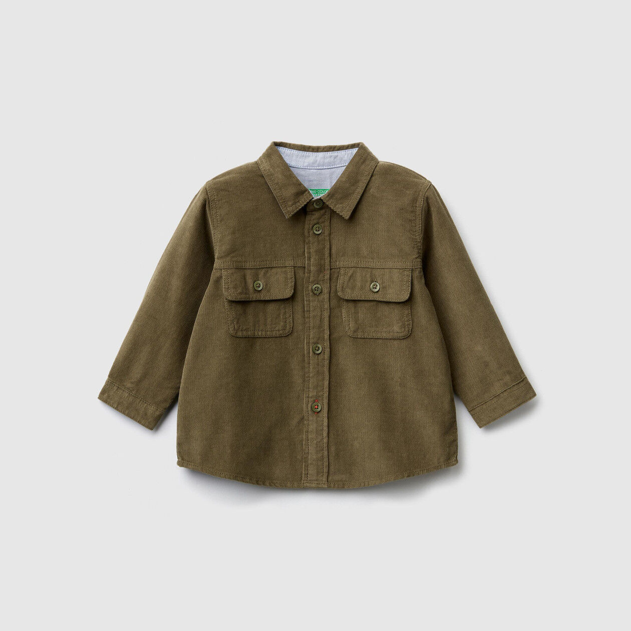 Camicia in velluto