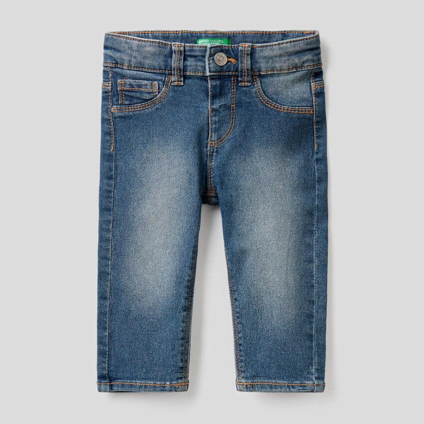Jeans in misto cotone stretch
