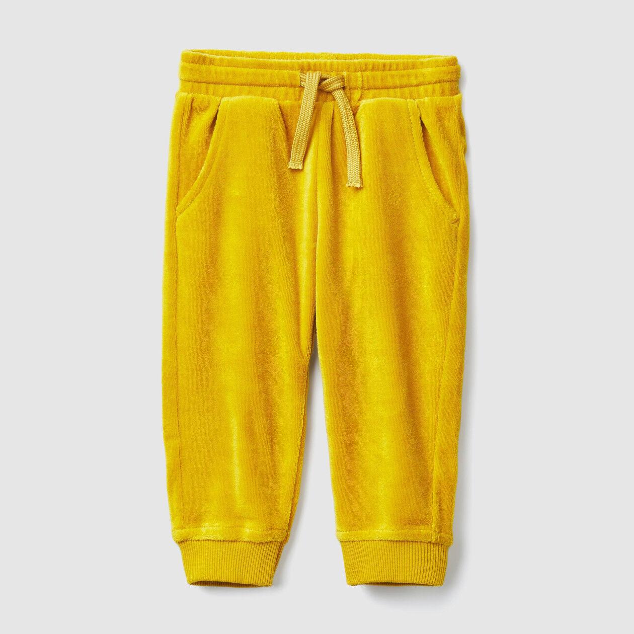 Pantaloni in ciniglia