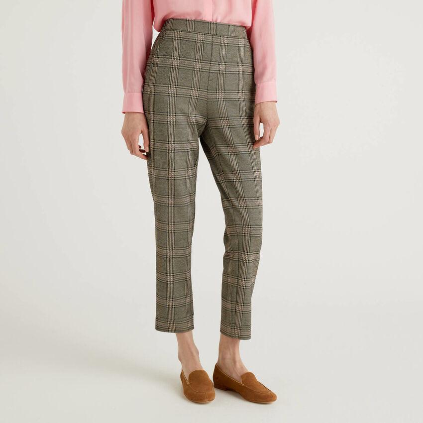 Pantaloni fantasia Principe di Galles
