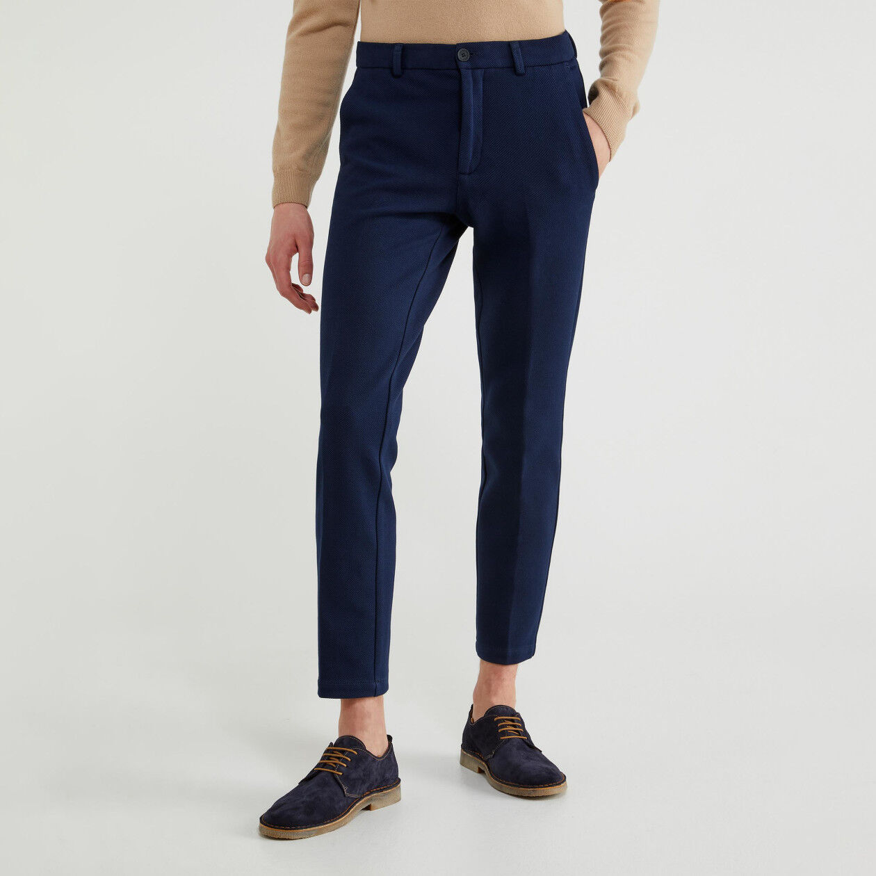 Chino elasticizzati slim fit
