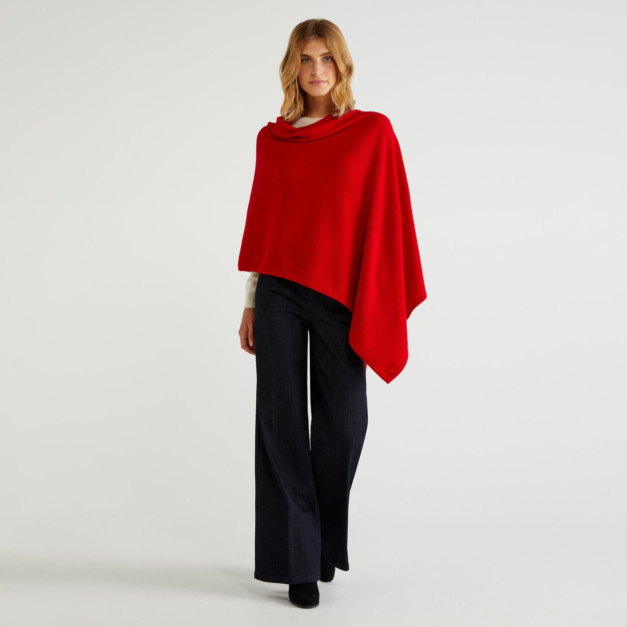 Mantella in maglia