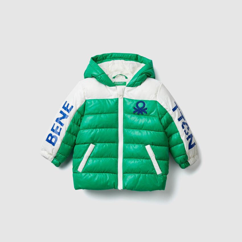 """Giubbotto """"Eco-Recycle"""" con logo"""