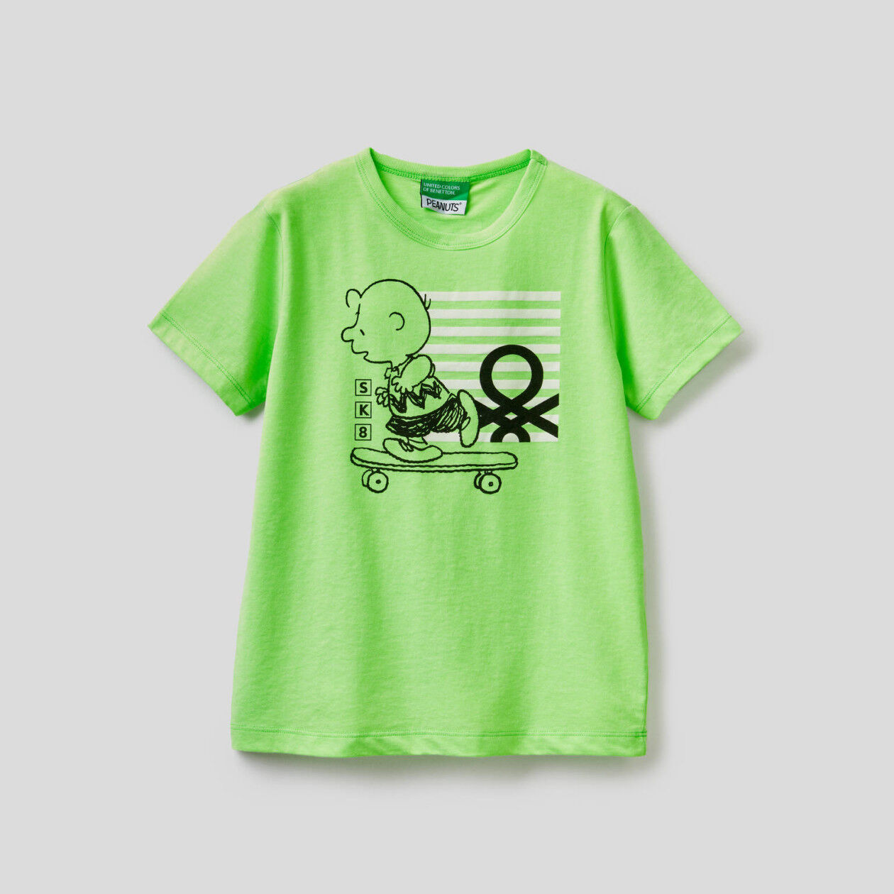 T-shirt con stampa Peanuts