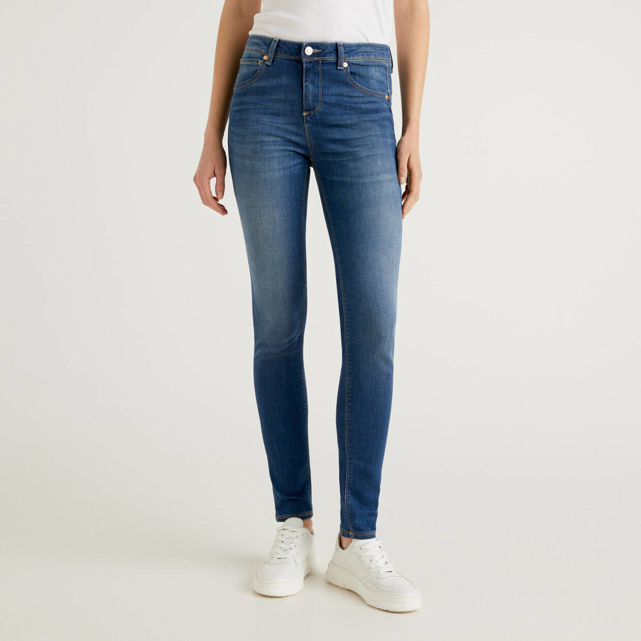 Jeans push up skinny fit