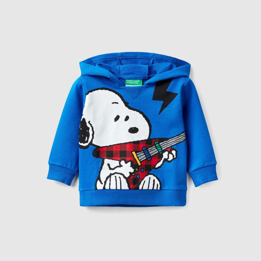 """Felpa """"Snoopy"""" con cappuccio"""