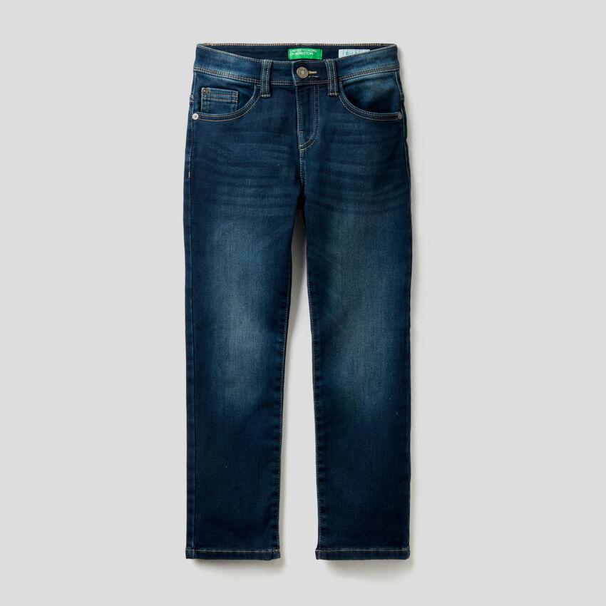 Jeans termici slim fit