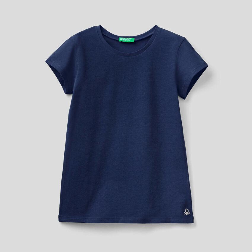 T-shirt in puro cotone biologico