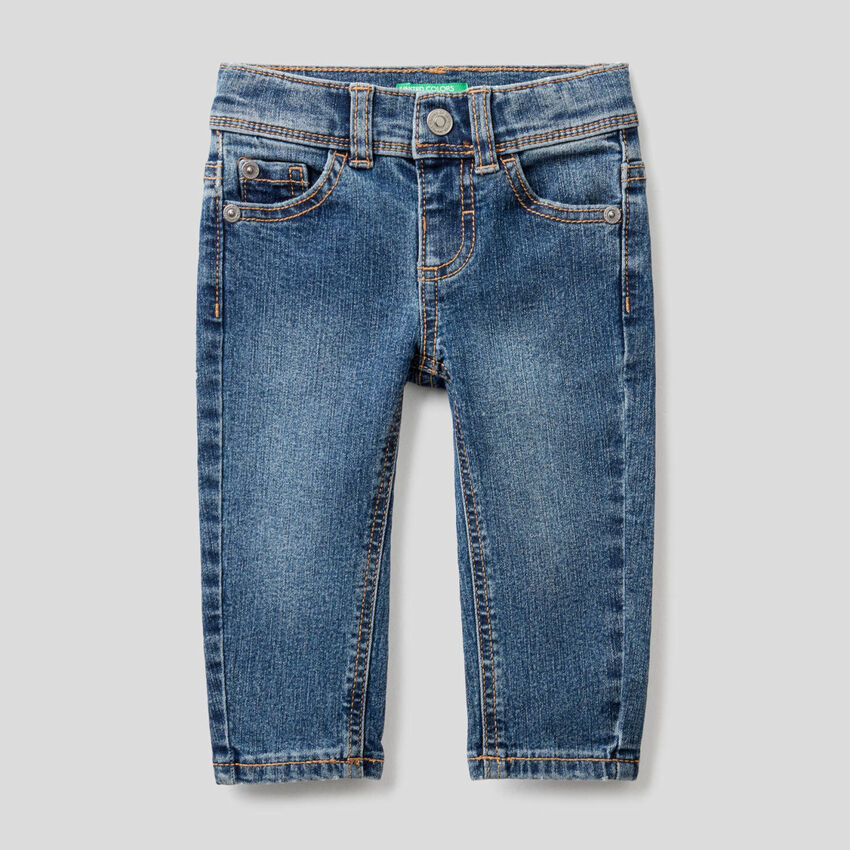 """Jeans slim fit """"Eco-Recycle"""""""