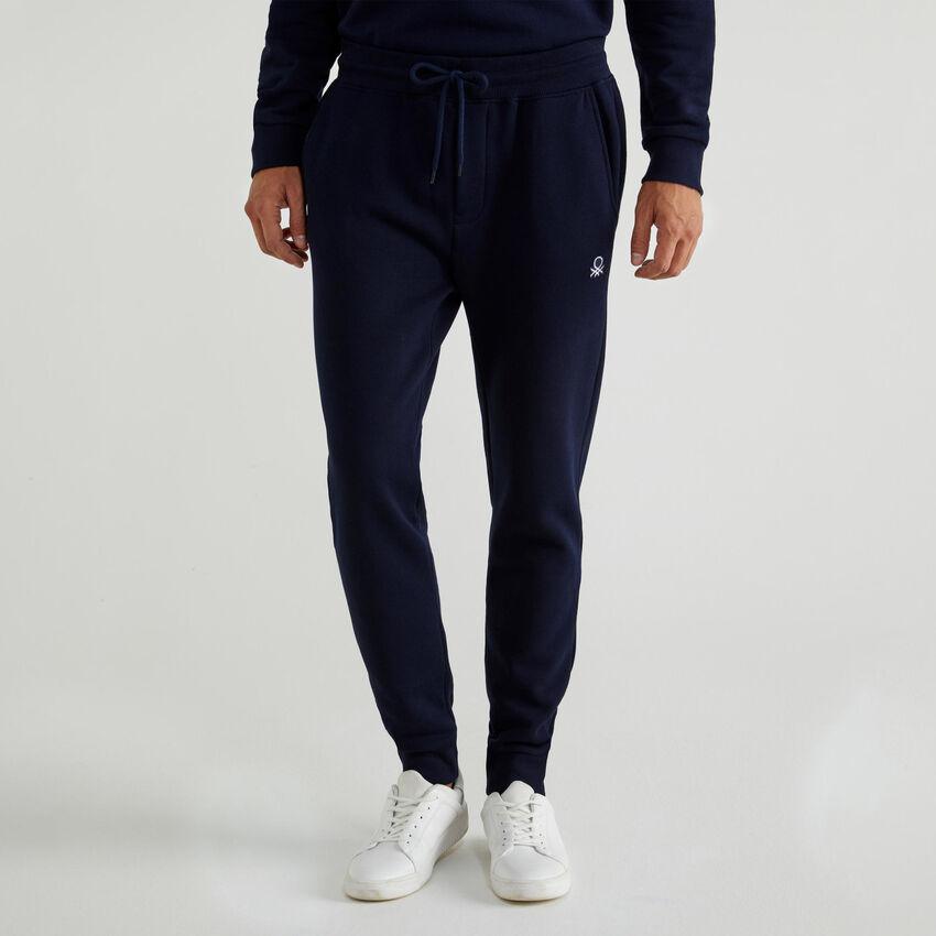Pantaloni in felpa con tasche