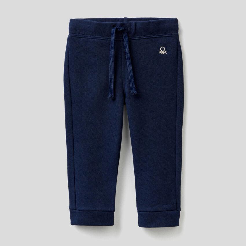 Pantaloni in felpa con coulisse