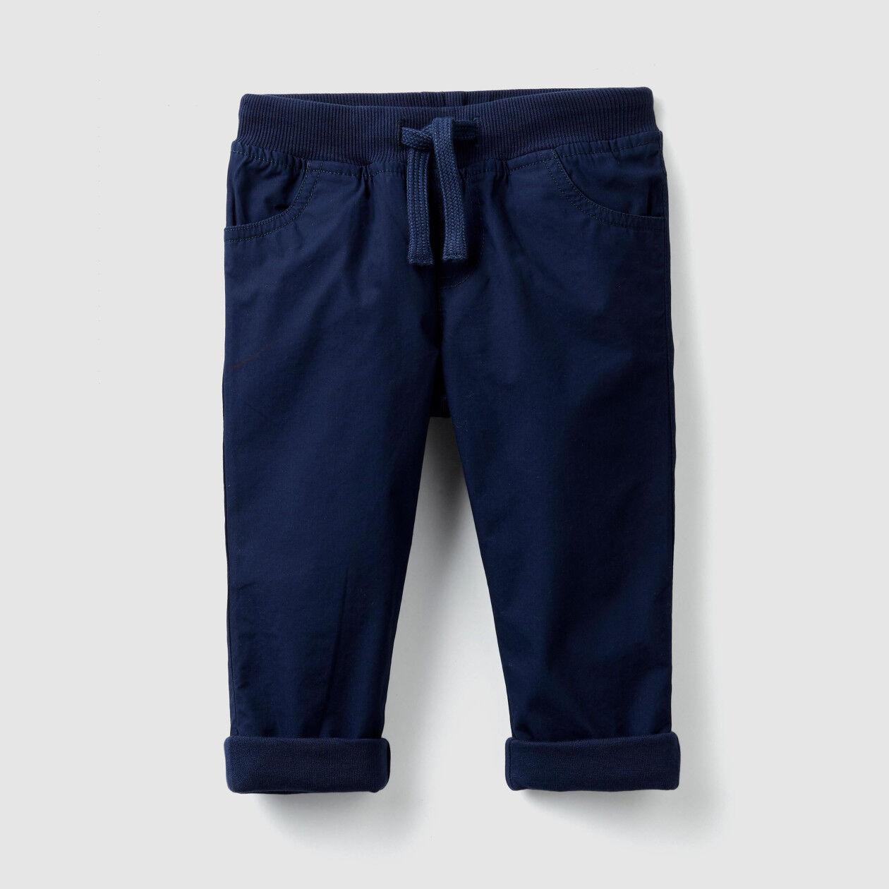 Pantaloni foderati