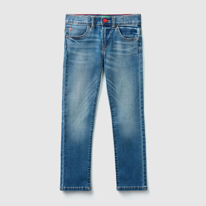 Pantaloni in denim slim fit