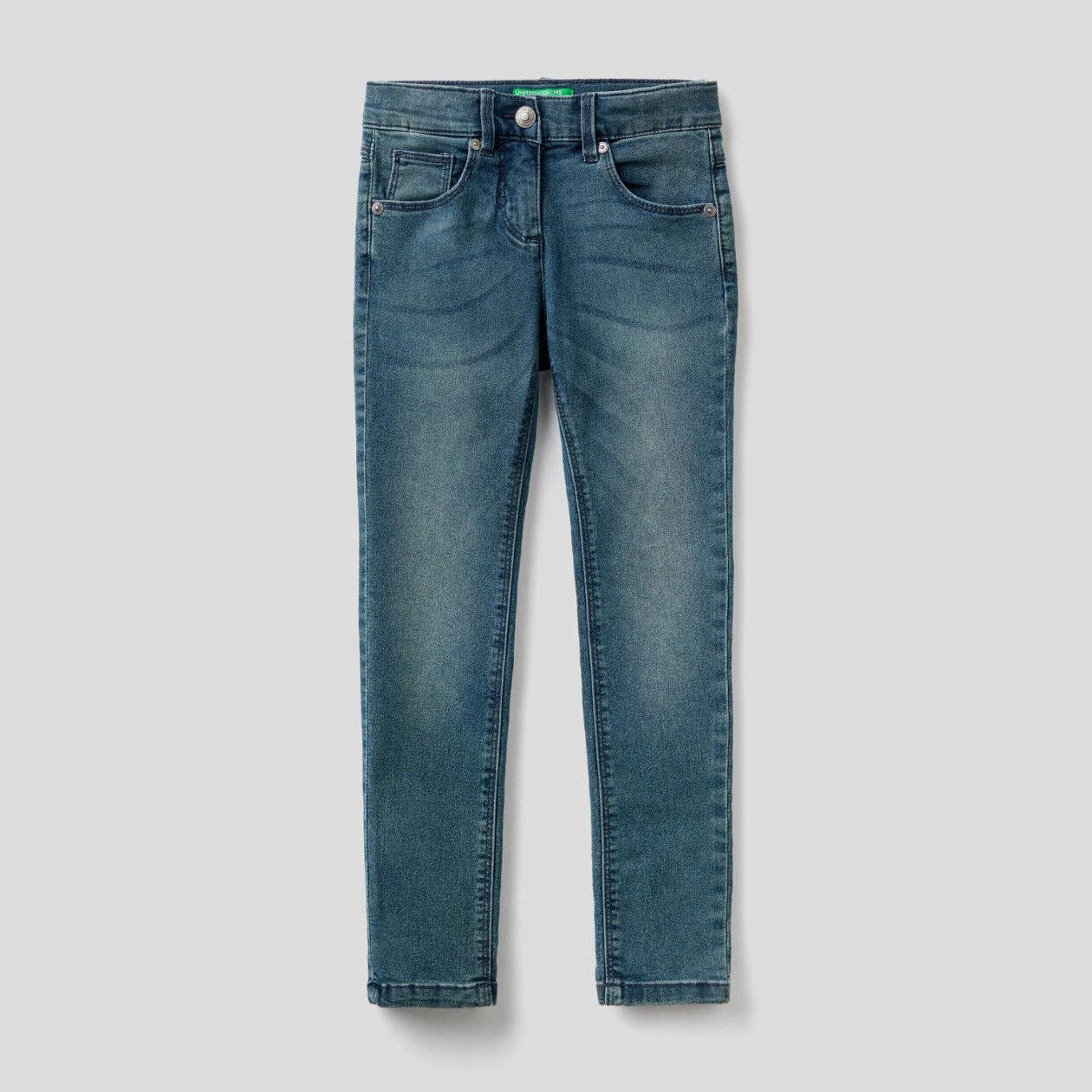 Jeans a vita bassa skinny fit