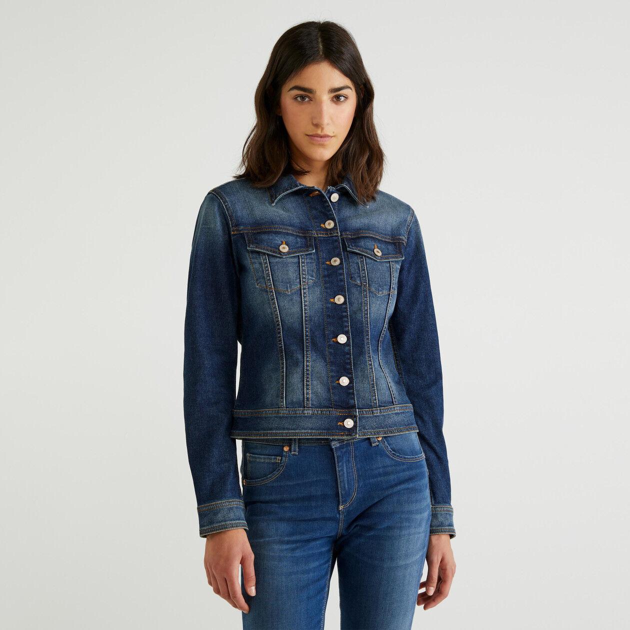 Giubbino di jeans
