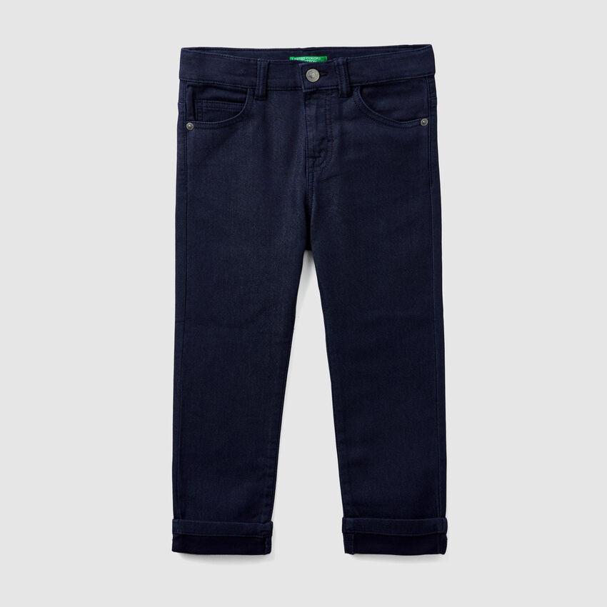Pantaloni straight
