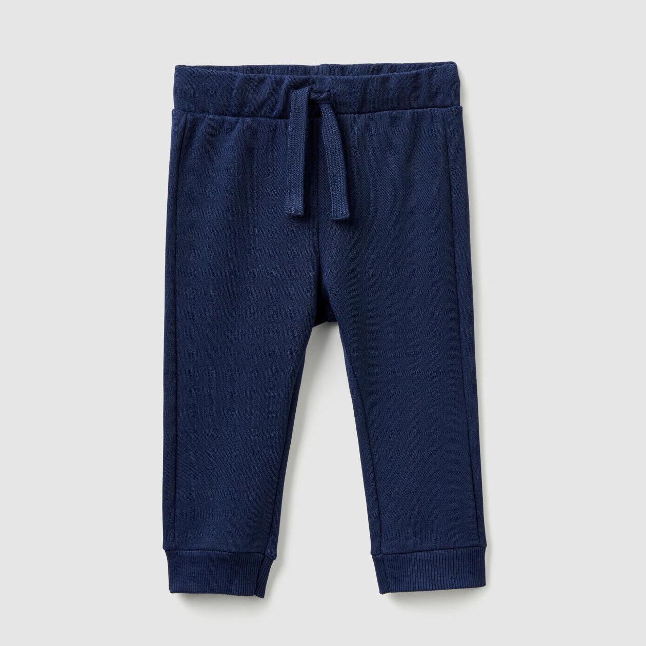 Pantaloni joggers con coulisse