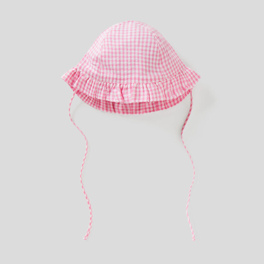 Cappellino in 100% cotone