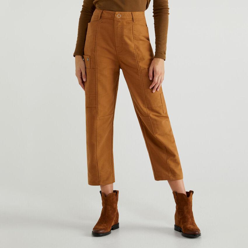 Pantaloni in fustagno