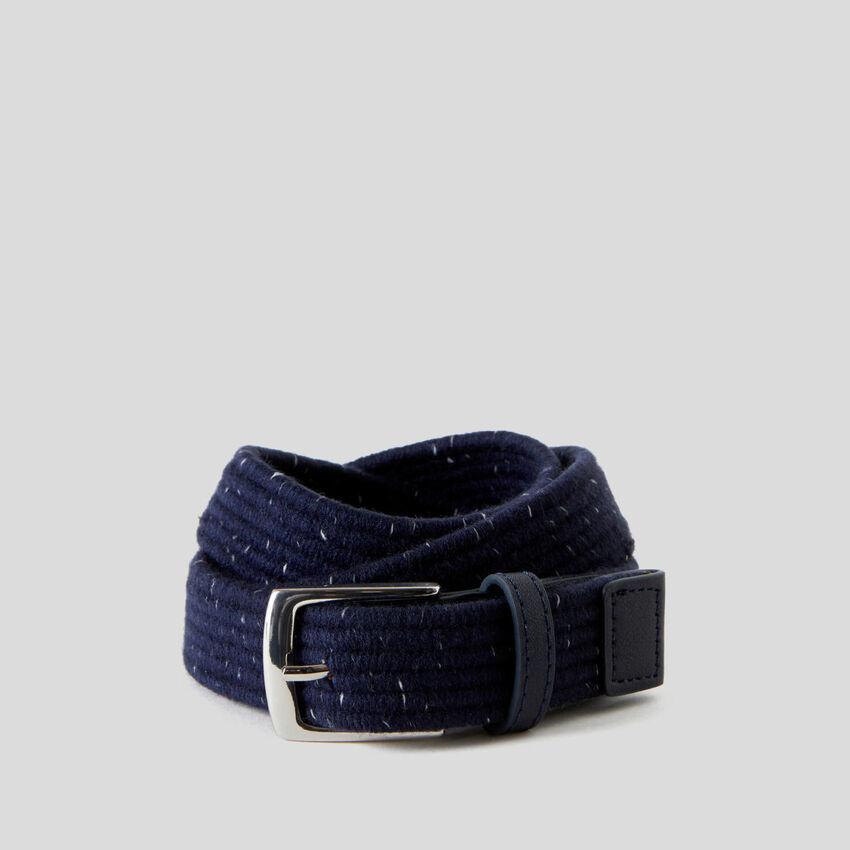 Cintura in tessuto elasticizzato