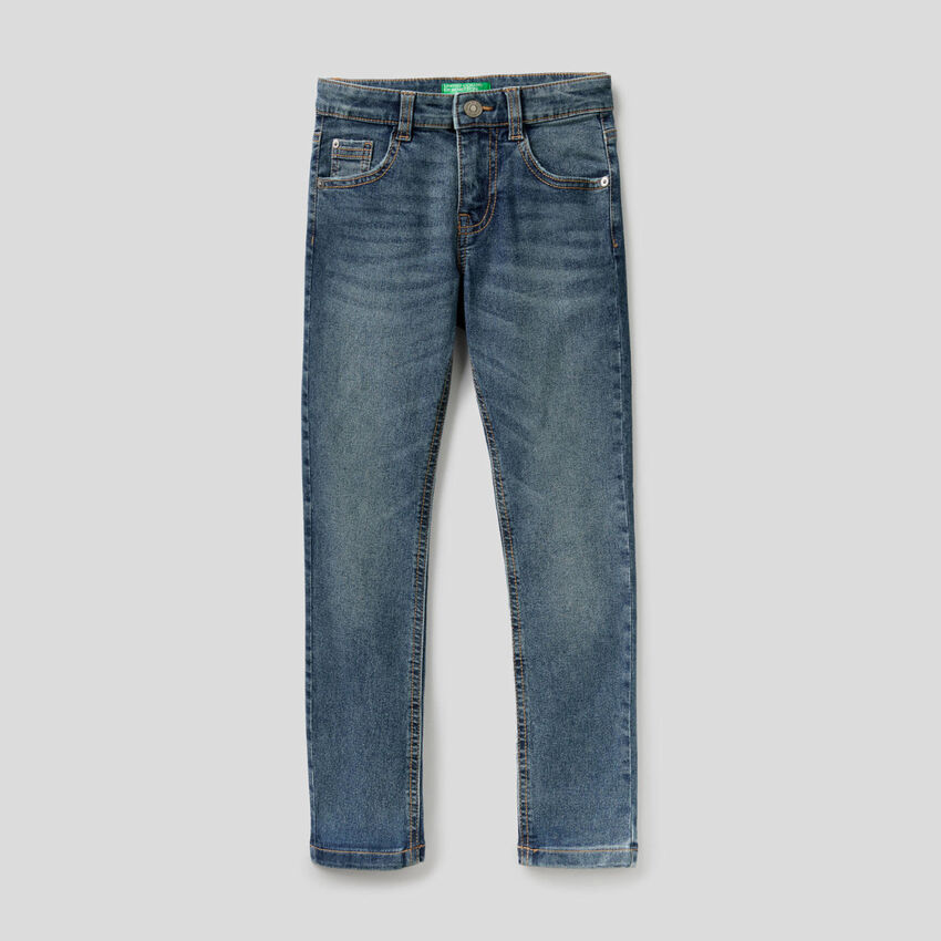 Jeans cinque tasche skinny fit