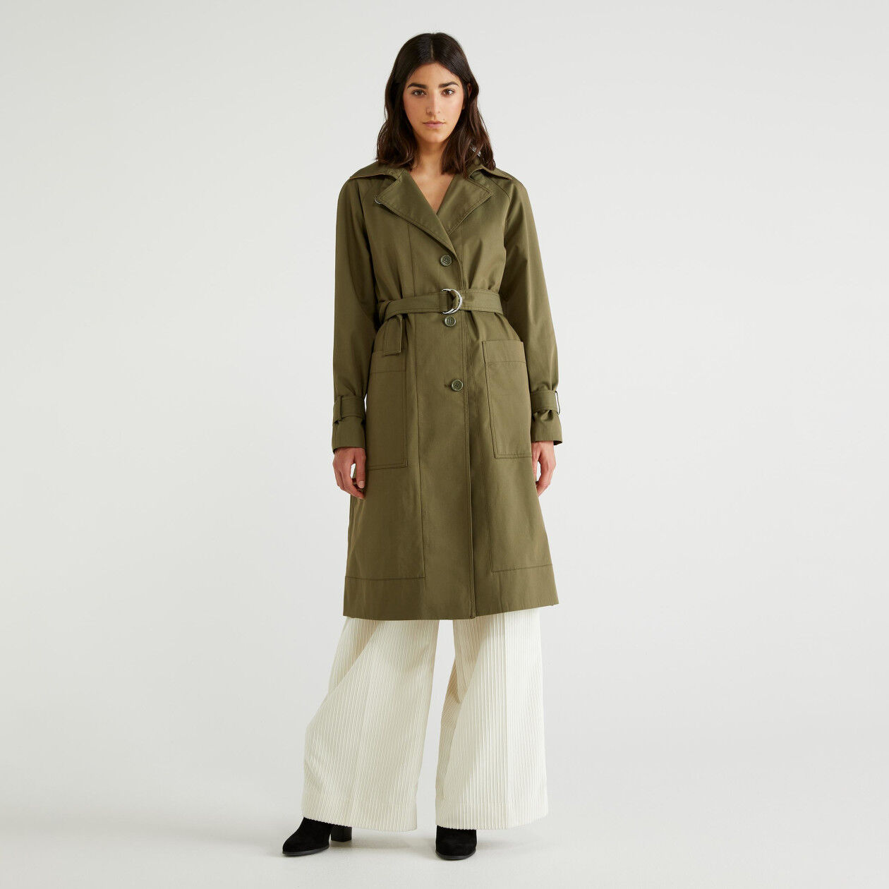 Trench lungo