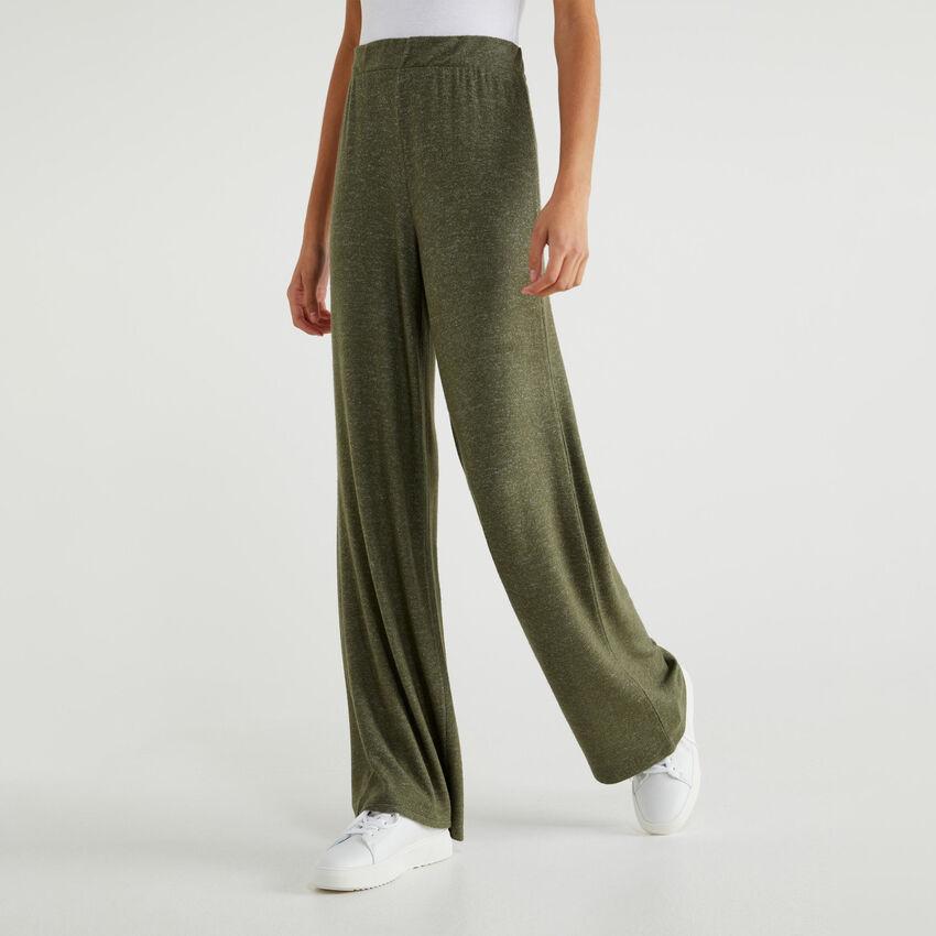 Pantaloni in jersey