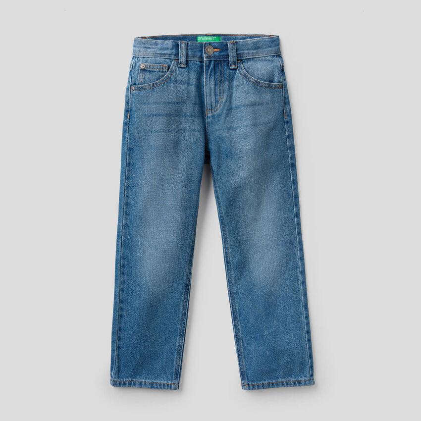 Jeans cinque tasche regular fit