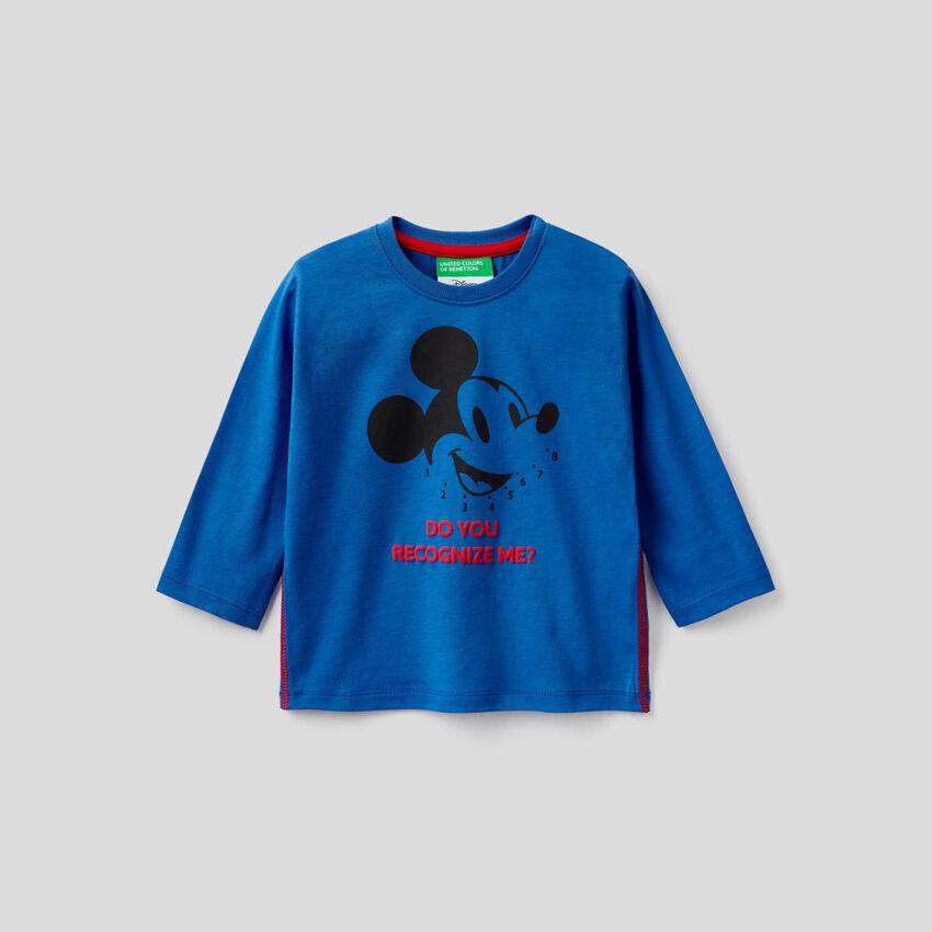 T-shirt Topolino in 100% cotone
