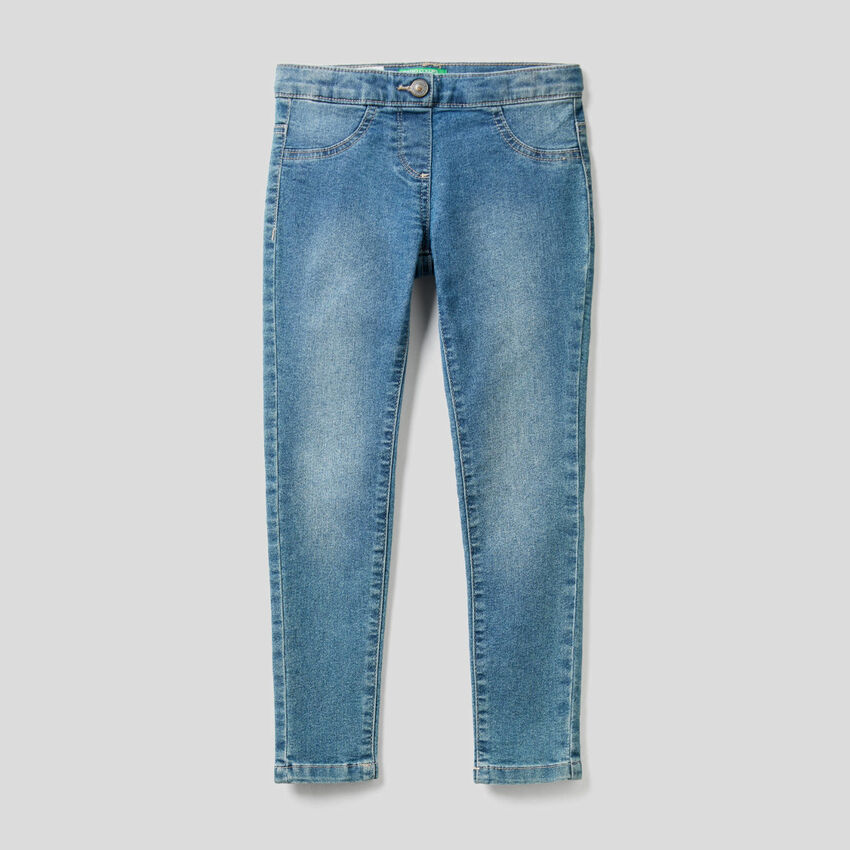 """Jeans in denim """"Eco-Recycle"""""""