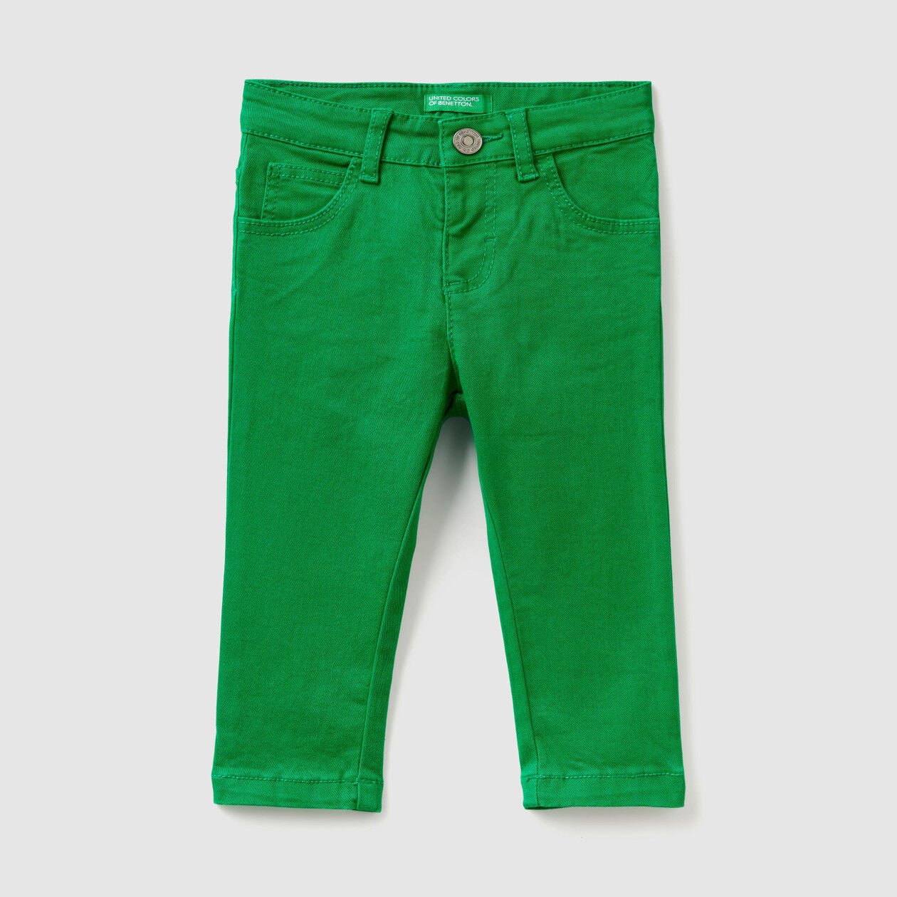 Pantaloni stretch slim fit