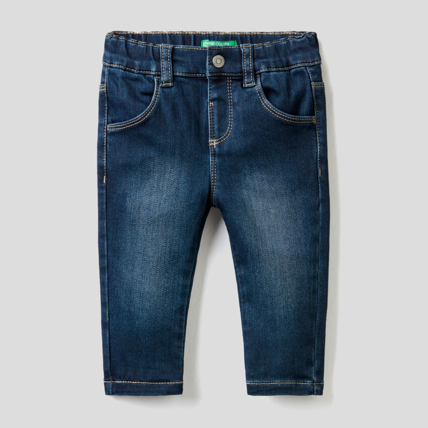 Jeans termici skinny fit