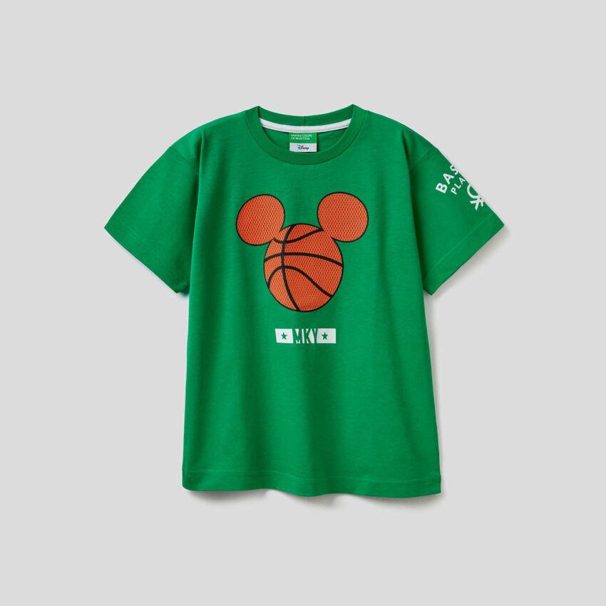 T-shirt con stampa Disney
