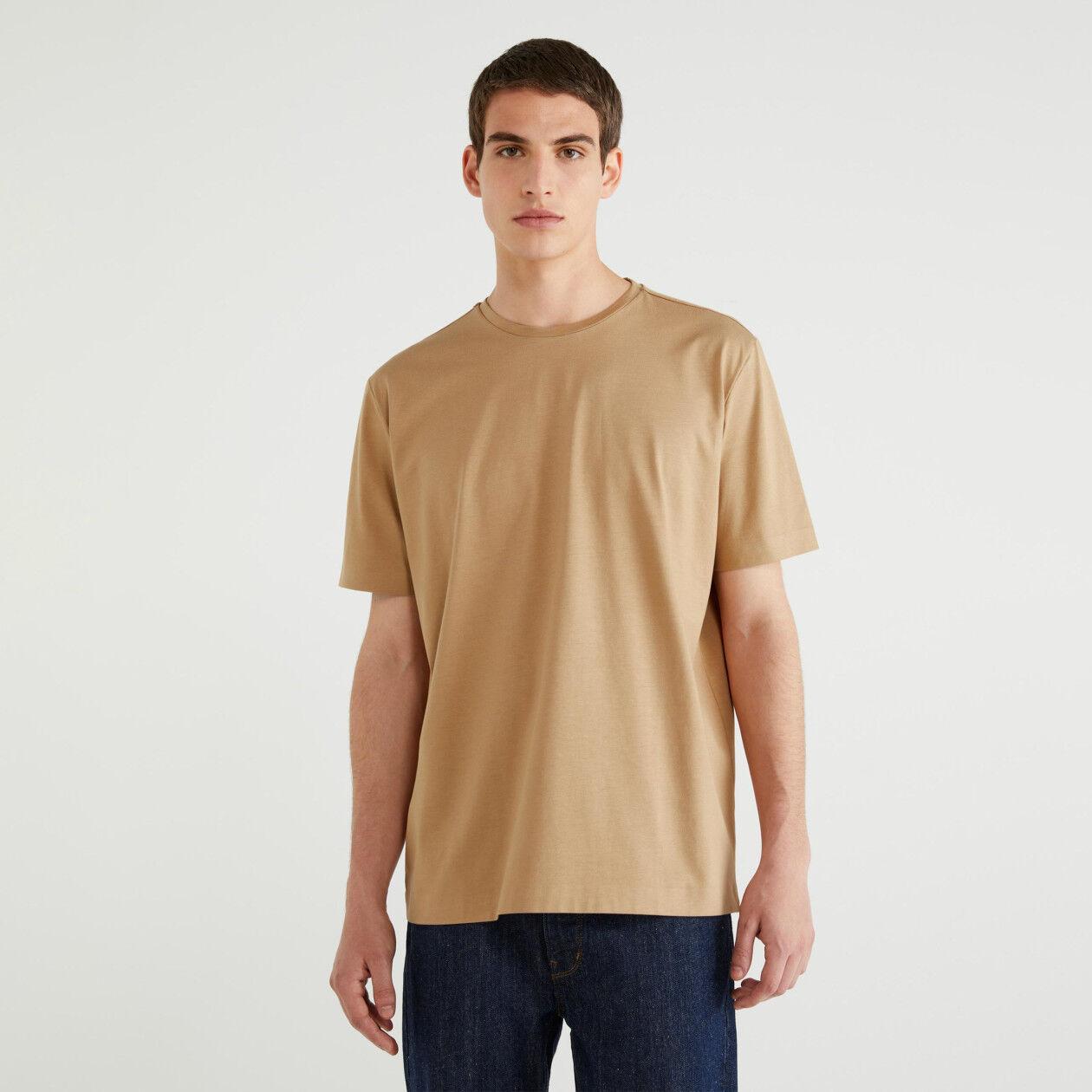 T-shirt manica corta 100% cotone