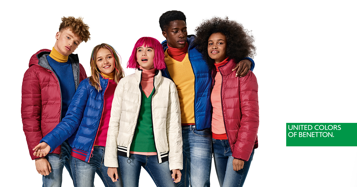 United colors of benetton sito ufficiale shop online for Benetton roma