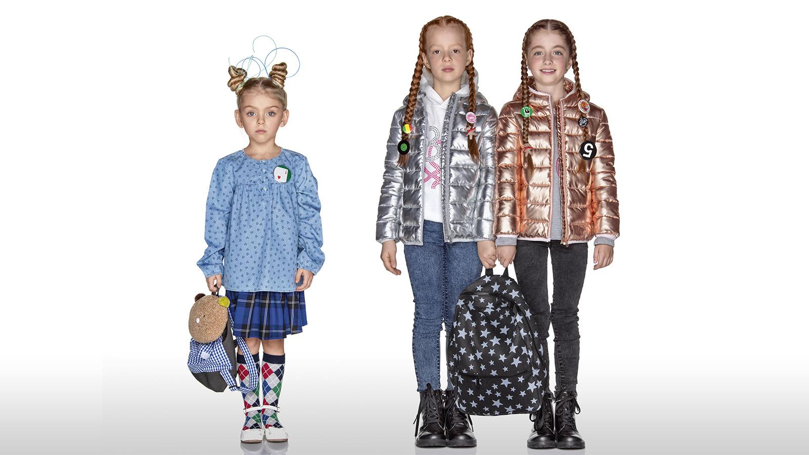 7c66d0d03539 Abbigliamento Bambina Collezione Bimbi 2019| Benetton