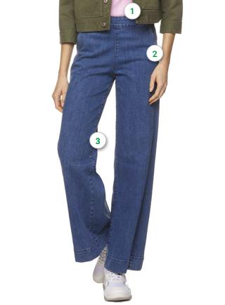 43643969a4 Jeans. Previous. Taglie Italia