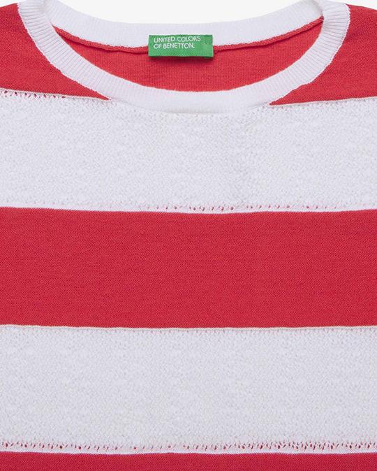 RED WAGON Leggings in Cotone con Applicazioni Bambina