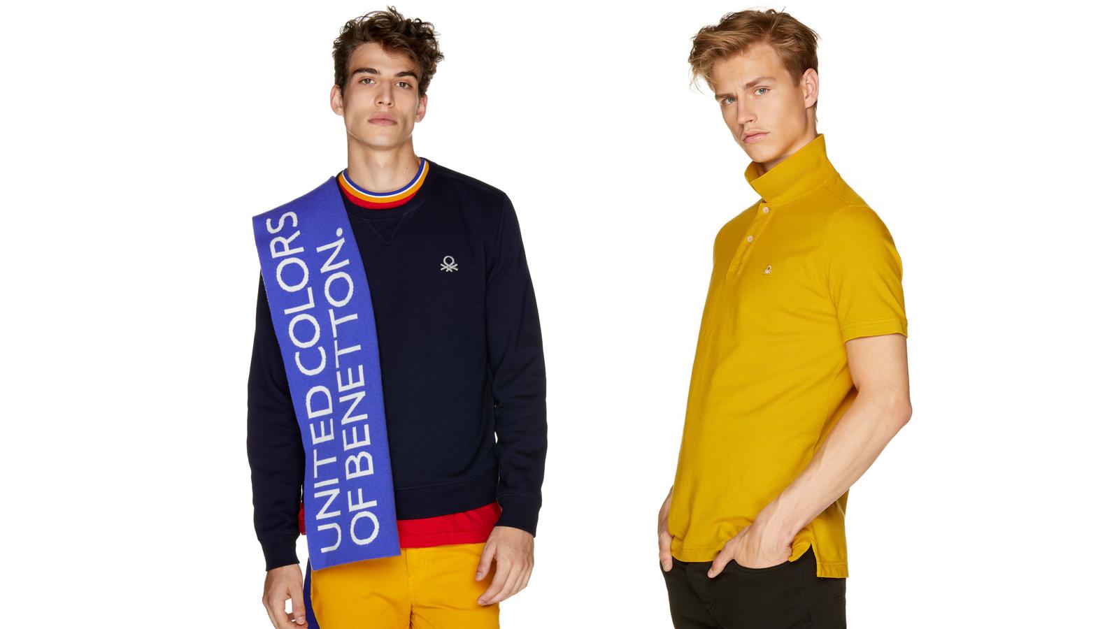 a7f5ade94272 Abbigliamento Uomo Nuova Collezione 2019 | Benetton