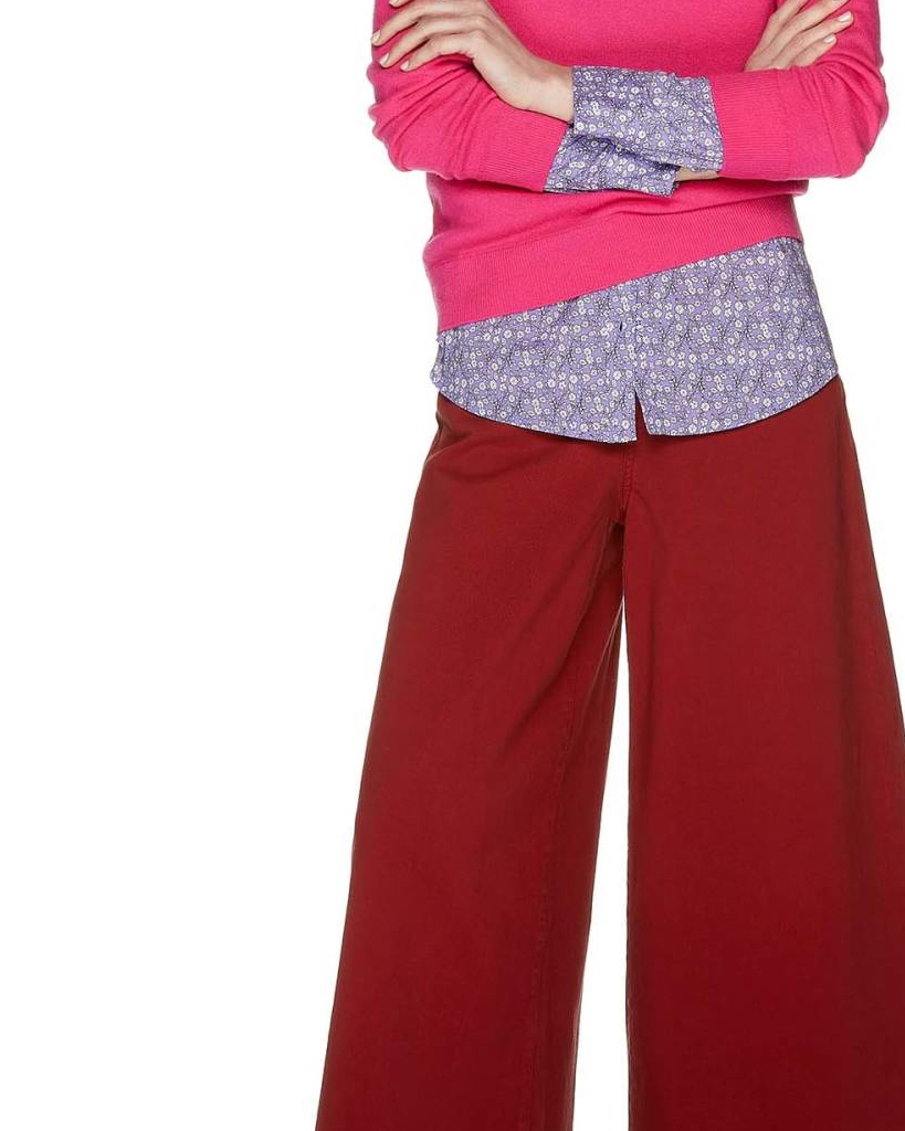 Pantaloni Nuova 2019 Collezione Benetton Donna USwPqv